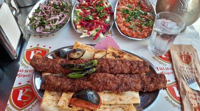 adana kebab turkey