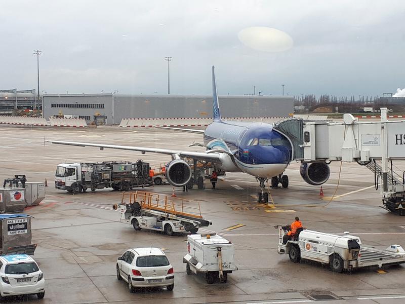 azerbaijan airlines azal business class review airbus a320