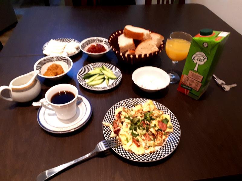 baku breakfast