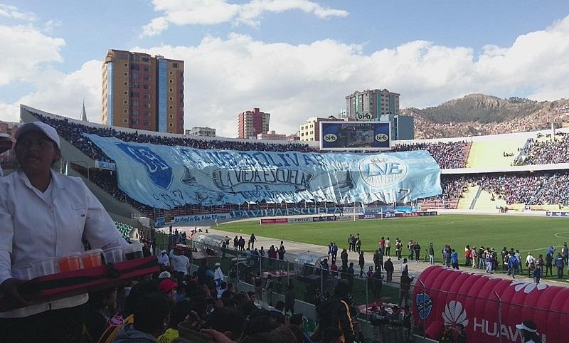 club bolivar hernan siles la paz bolivia