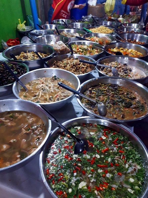 street food luang prabang