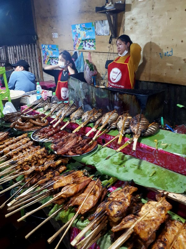 food street market