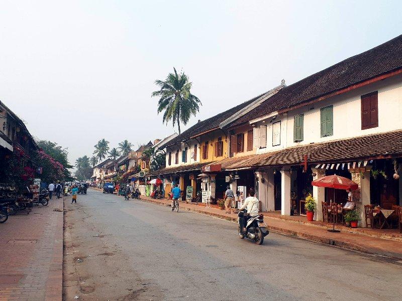luang prabang morning street trip report