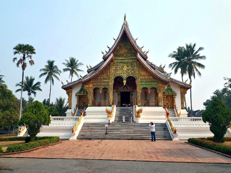 haw phra bang royal palace luang prabang trip report