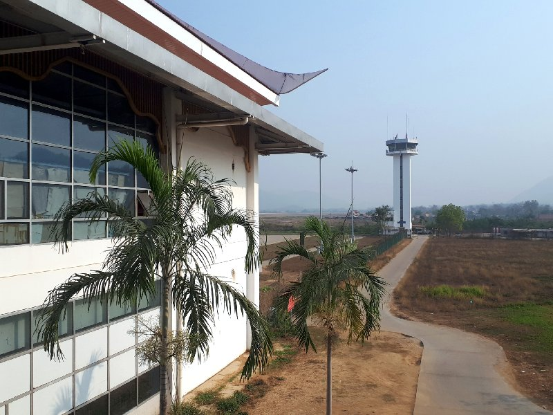 lpq luang prabang airport control tower