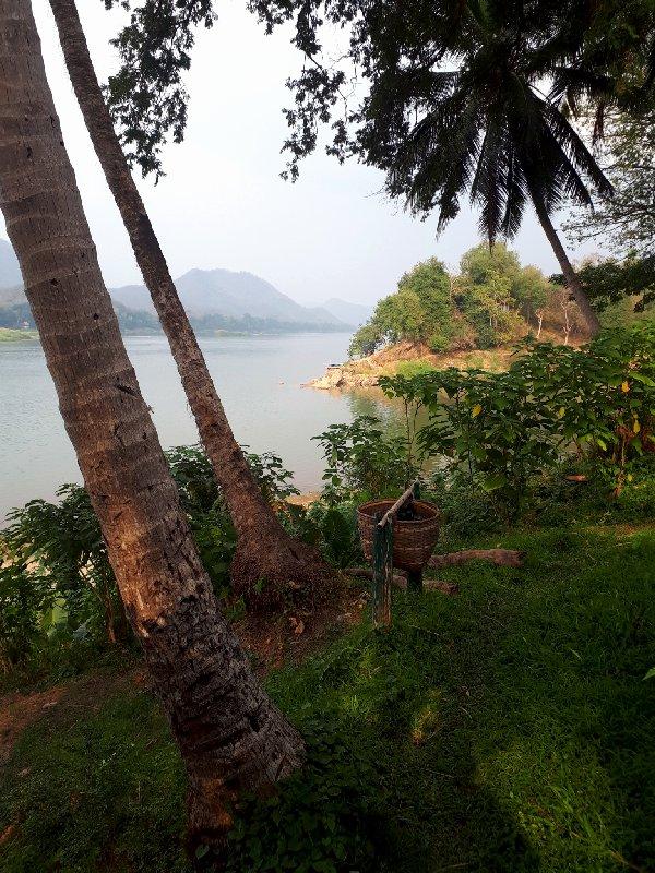 mekong nam khan river confluence