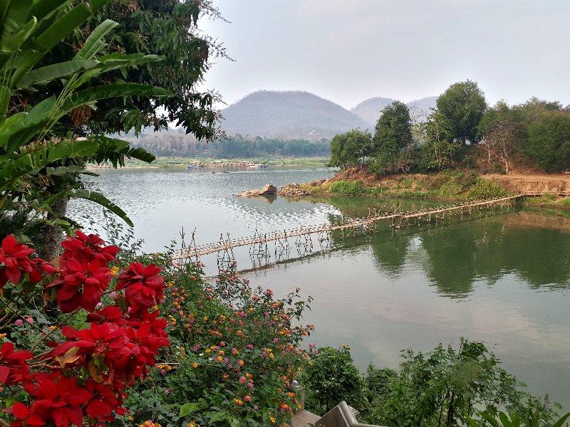 mekong riverview park luang prabang trip report