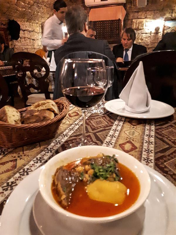 azerbaijan food bozbash mutton nargiz