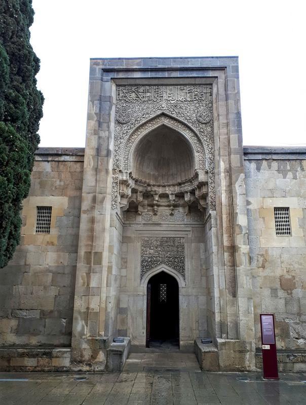 shirvanshah palace