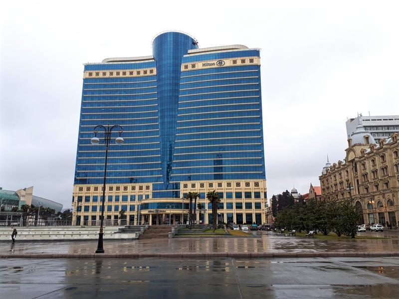 baku hilton hotel