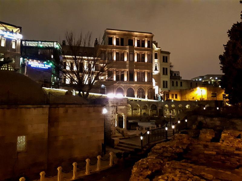 baku old town