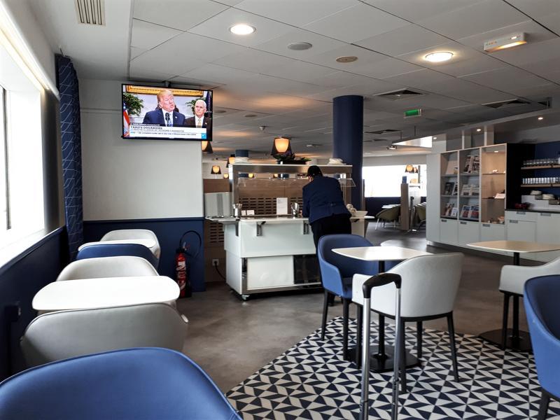 paris cdg terminal 2f air france lounge