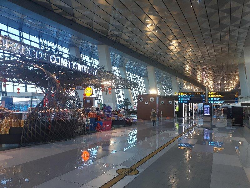 jakarta terminal 3 airport