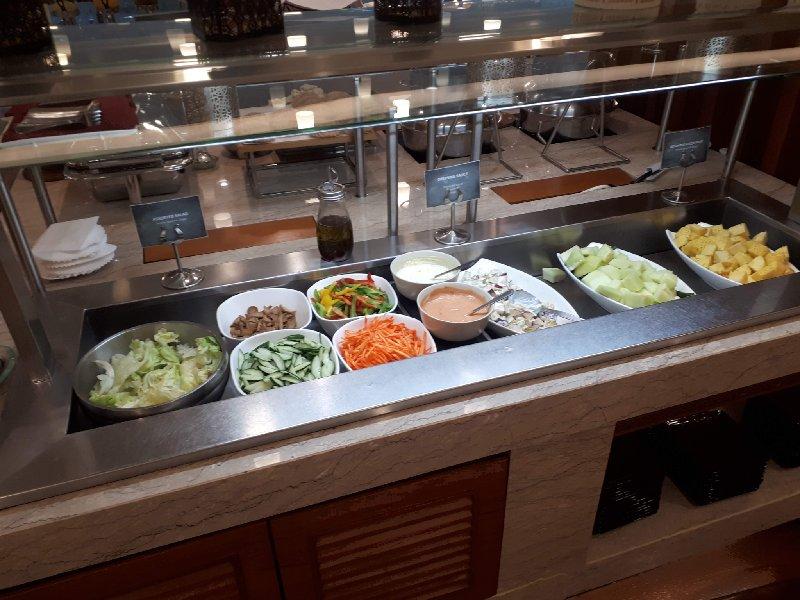 garuda salad bar