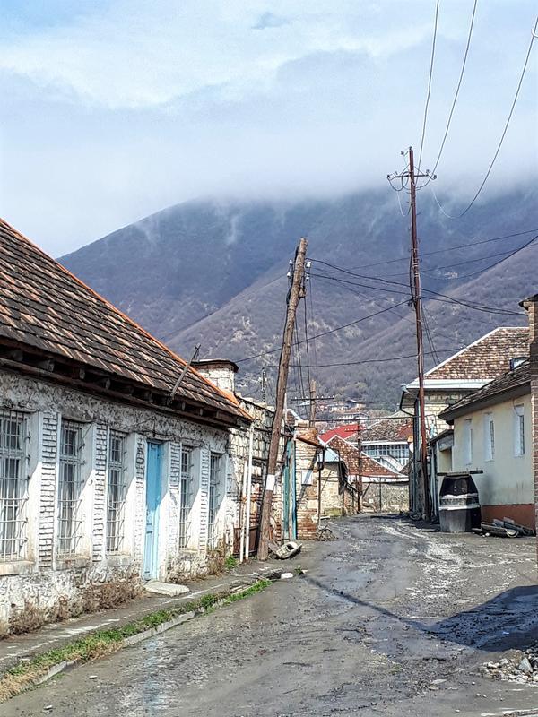 sheki trip report backstreets