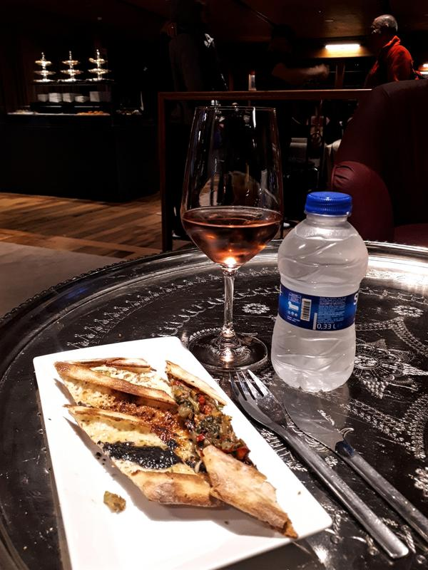 pide wine turkish airlines lounge