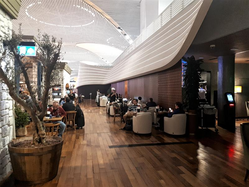 turkish airlines miles smiles lounge