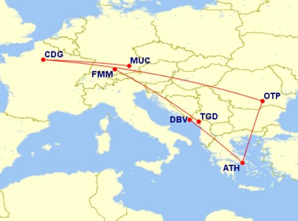 adriatic adventure montenegro trip report