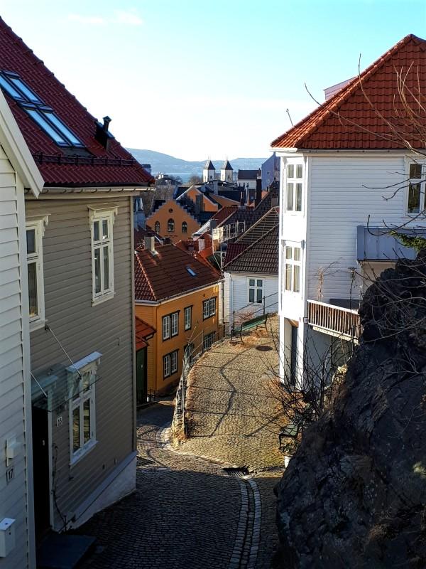 street bergen norway trip report