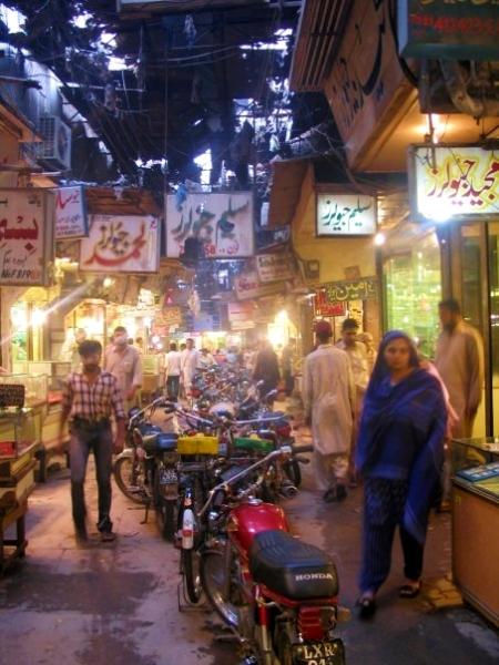 lahore bazaar
