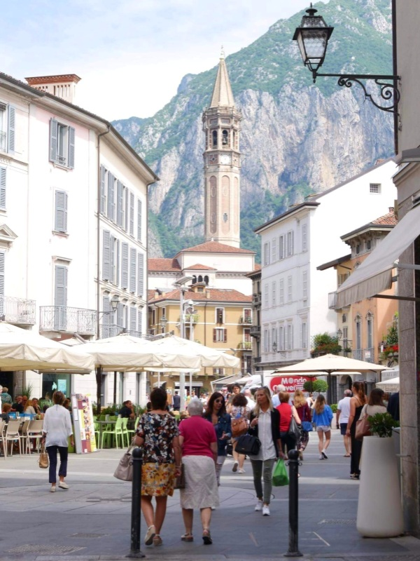 lecco city centre