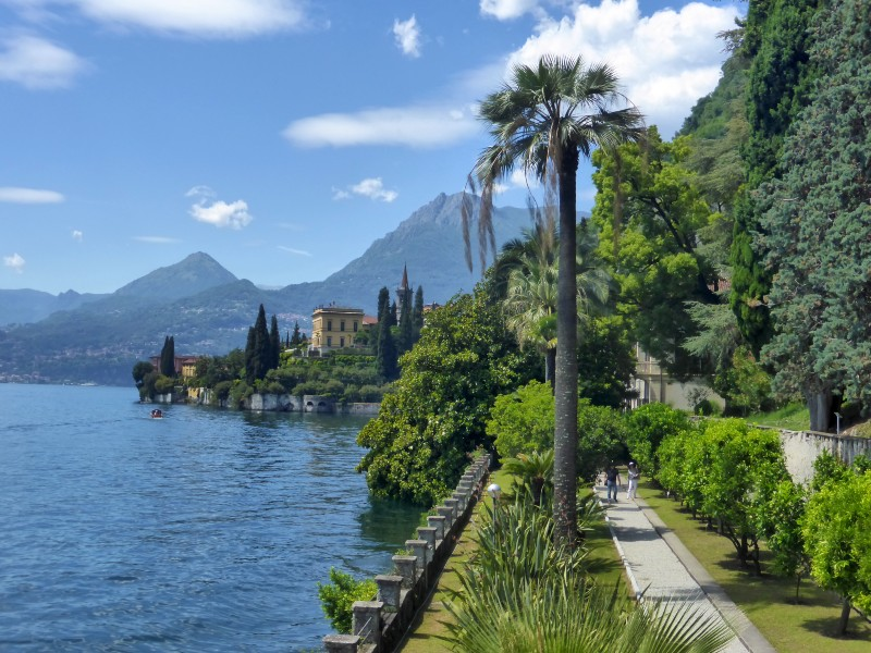 villa monastero lake como botanical gardens day trip varenna