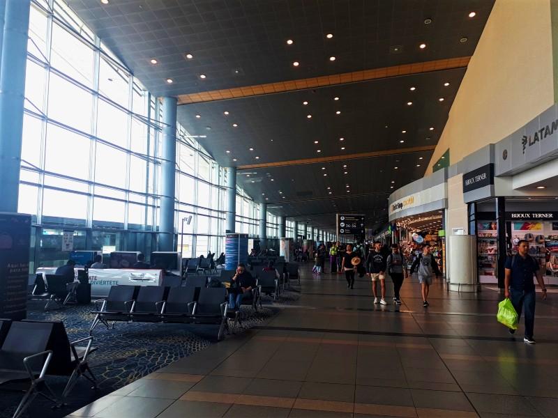 bogota airport