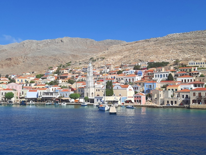 chalki greece summer holiday