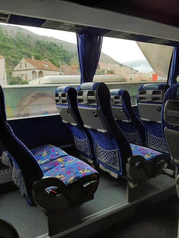 bus dubrovnik montenegro