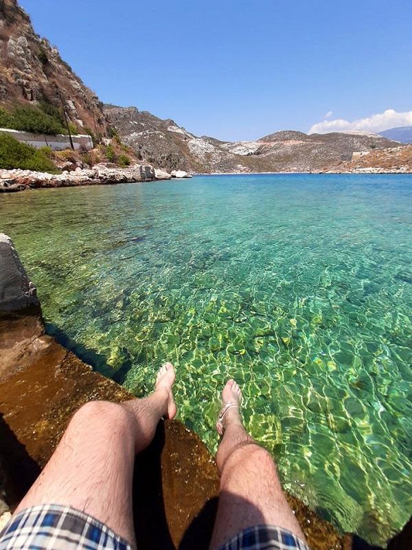 greece corona summer holiday kastellorizo