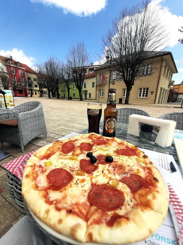 pizza cetinje