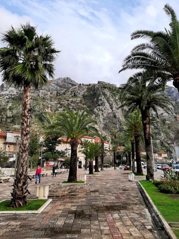 sea gate promenade