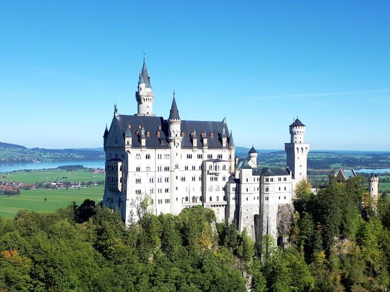 neuschwanstein castle germany bavaria book find cheap flights