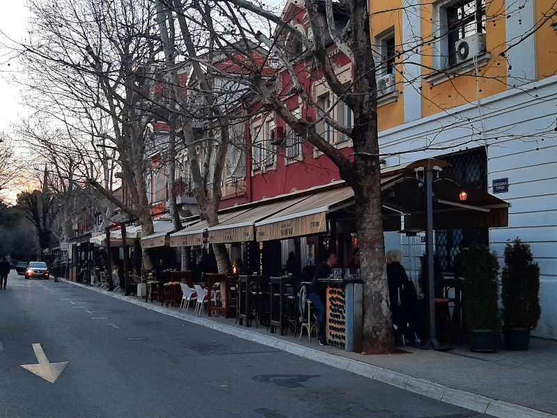 podgorica cafe pub