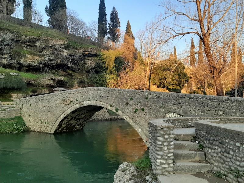 ribnica bridge podgorica