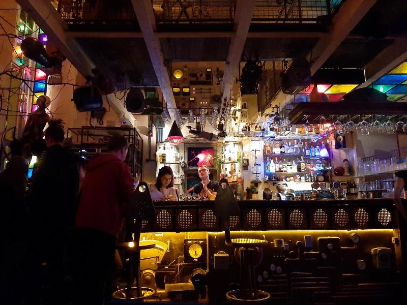 gdansk bar poland corona