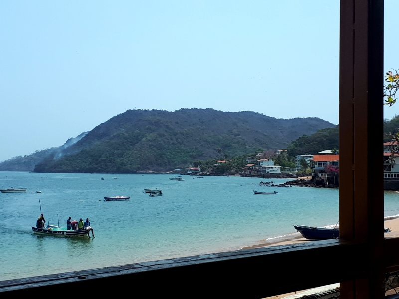 taboga restaurant view