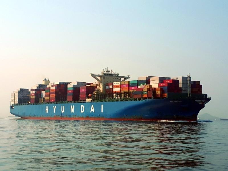 freighter freight ship ocean