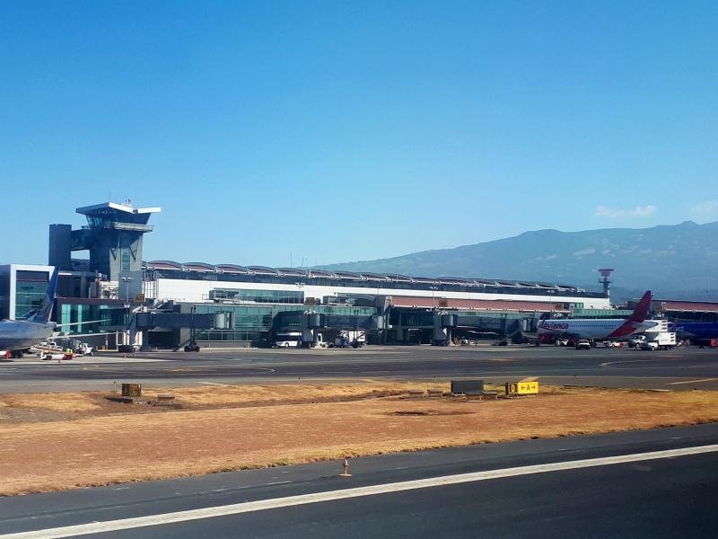 san jose juan santamaria airport