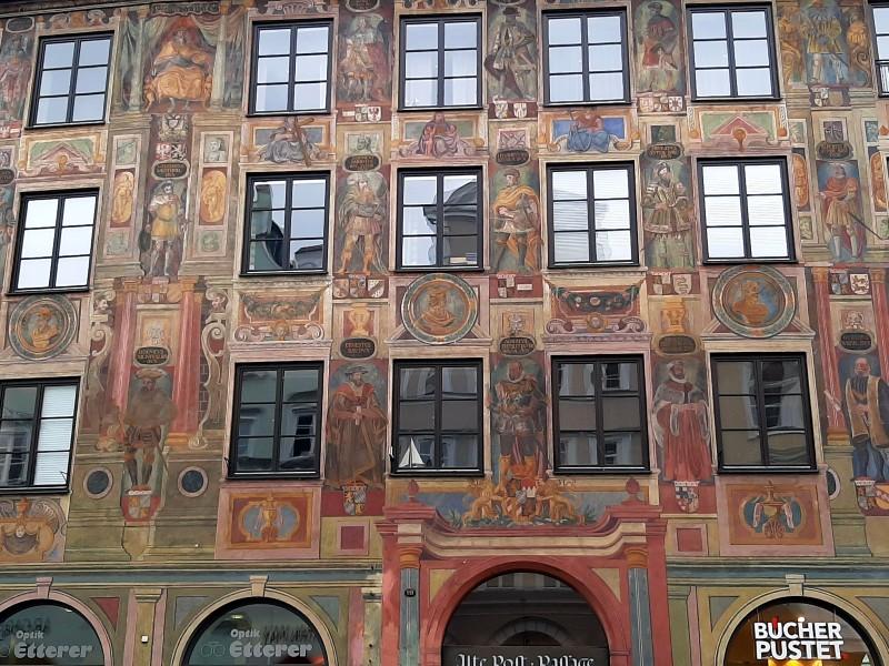 landshut bavaria facade