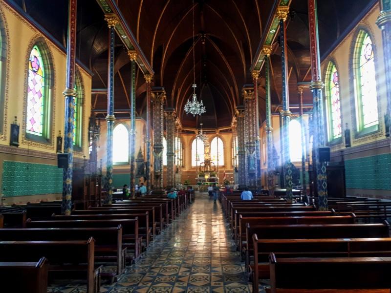 church san jose costa rica