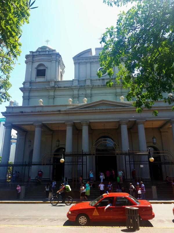 metropolitan cathedral san jose
