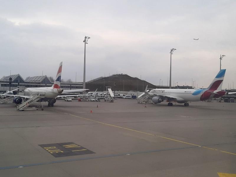 british airways eurowings