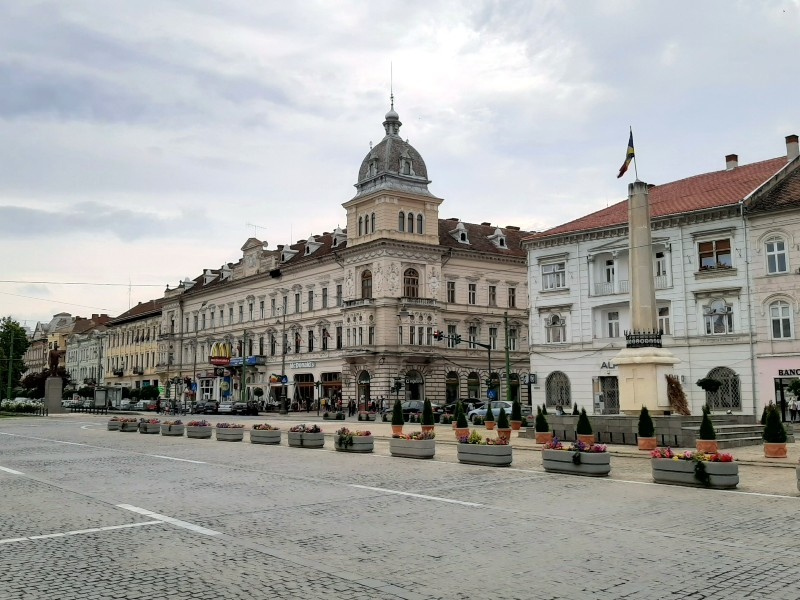arad old town