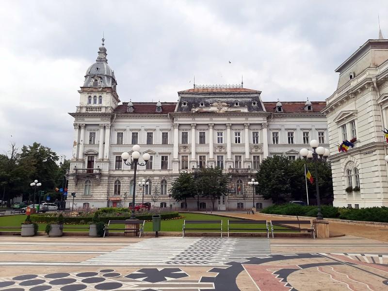 palace cenad