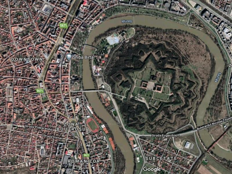 arad fortress