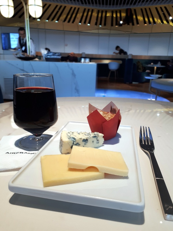 cheese red wine
