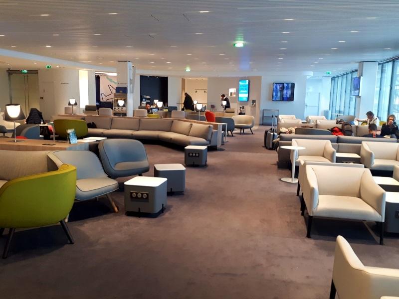 air france lounge 2e hall l