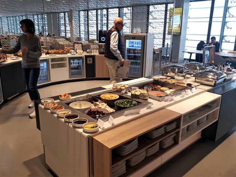 lounge buffet air france