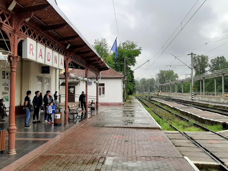 radna station